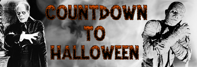 Countdown to Halloween