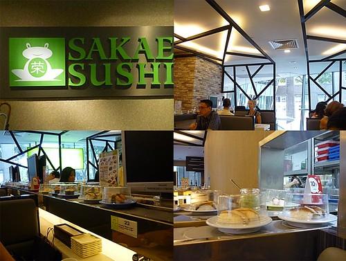 sakae sushi wheelock place