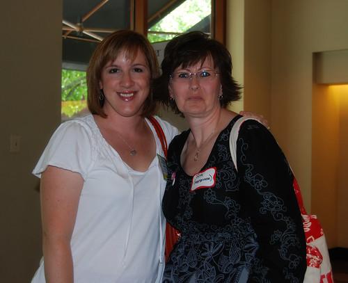 Beth & Rita (megryansmom)