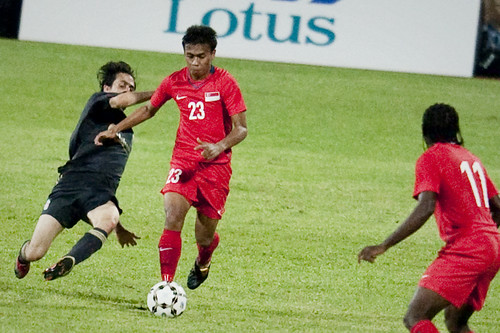 U23 Campuchia vs U23 Singapore