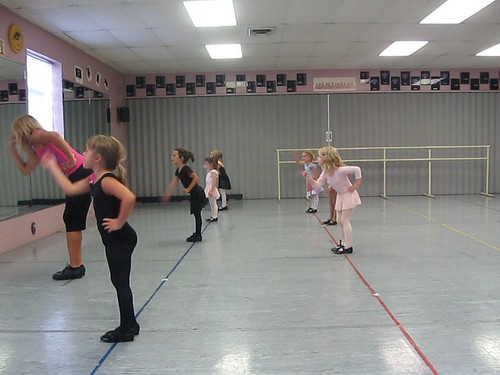 Grace's Final Dance Class
