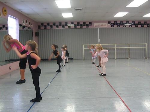 Grace's Final Dance Class