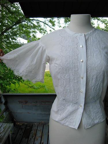 bohemian poet blouse