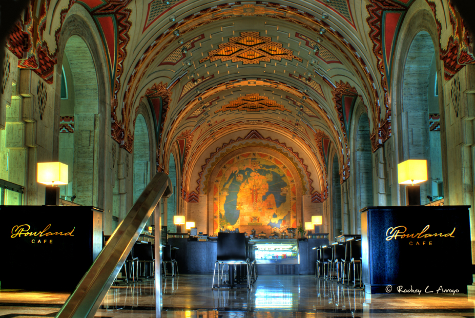 Guardian Building-Detroit