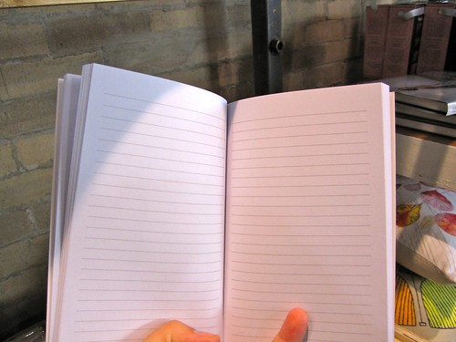 Our notebooks at Urban Outfitters