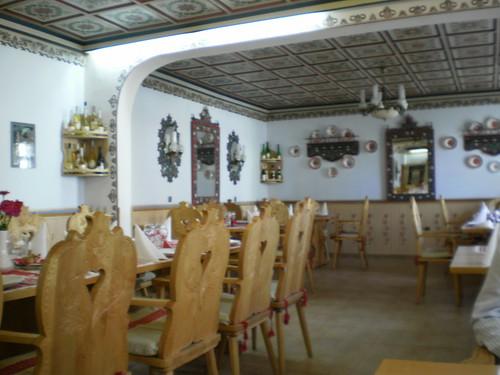 Ristrante Agape, Sala Mattia Corvino
