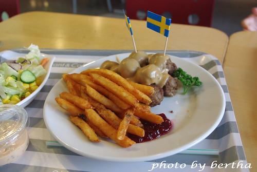 瑞典牛肉丸