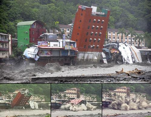 莫拉克颱風 金帥飯店