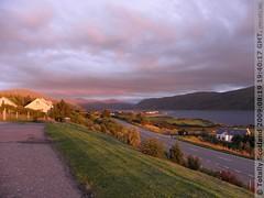 Loch Broom sunset 4/26