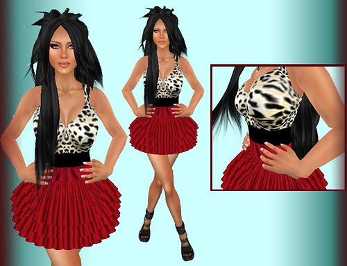 LC_CheetahRacerBackDress