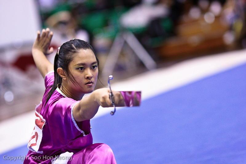 Wushu Competition @ KL, Malaysia