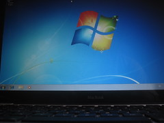 Windows 7 + MacBook