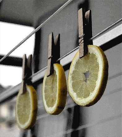 limão na corda