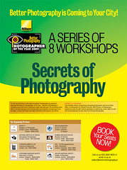 Secrets of Photography workshop !