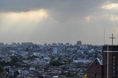 Vistes a l'oest de Namsan