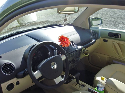 2009 Volkswagen Beetle Interior. 2009 VW Beetle