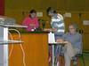 Nicola Scognamiglio e i suoi bravi studenti (ITSOS Steiner) riprendono la giornata aperta