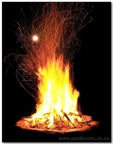Burning the Moon