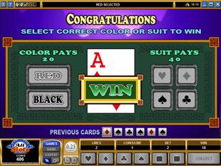 free Kathmandu gamble bonus game