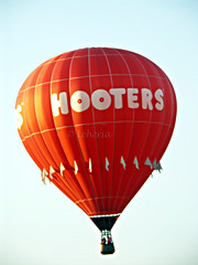 Plano Balloon Festival - Hooters