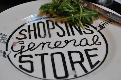 Shopsin Plate