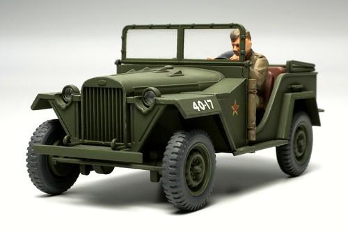 Tamiya Gaz 1941R