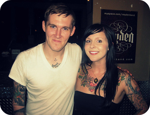 Brian Fallon, you can sing for me anytime! ;)
