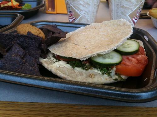 Mediterranean Pita-Chamberlin's