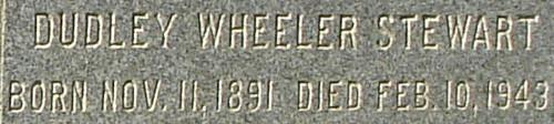 Dudley Wheeler Stewart [II] by midgefrazel