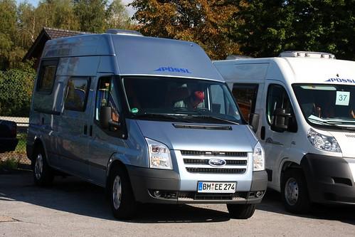 Mit dem Pössl-Reisemobil in den Schwarzwald