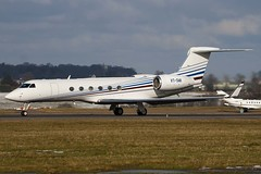 VT-SMI - Private - Gulfstream V - Luton - 090213 - Steven Gray - IMG_9173