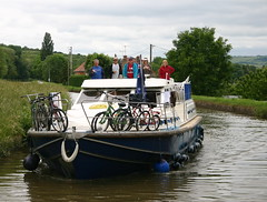 France Bourgogne Le Lorraine 75 (Lucky B) Tags: france pniche barge bougogne