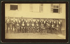 [African American baseball team, Danbury, Connecticut] (LOC)
