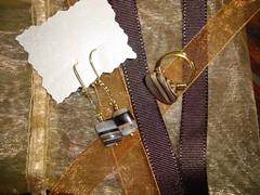 Anillo y Zarcillos (Enma Nava Accesorios Femeninos) Tags: anillos