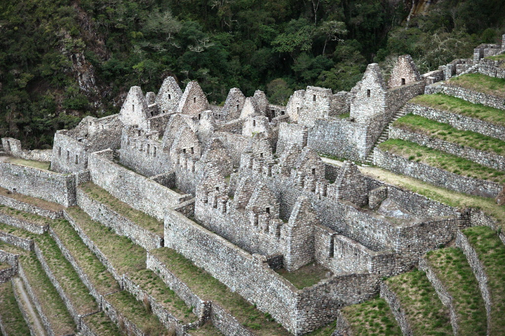 how to draw the inca temple