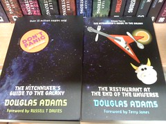 H2G2 Wantsies (iamvisi) Tags: books h2g2 thehitchhikersguidetothegalaxy douglasadams