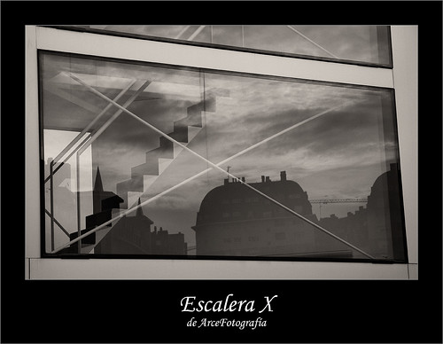 Escalera X