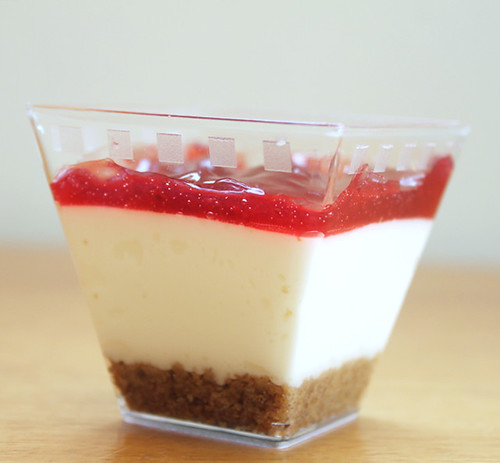 67 Calories Cheesecake Cup !!