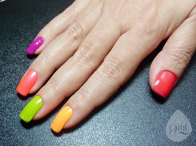 Neon e Cores Vibrantes - parte II