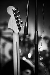 Piano For Airport @ Sound36 (Daniele Butera) Tags: bw italy music white black rome roma blackwhite concert nikon italia dof hand guitar live bn concerto fender musica mano bianco 2009 nero bianconero stratocaster chitarra daniele butera d80