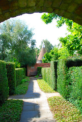 Leading You Up the Garden Path at Great Comp Garden! (antonychammond) Tags: new uk england garden photo kent britain path hedges oasthouse photographsandmemories abigfave greatcompgarden travelsofhomerodyssey naturesgreenpeace newphotodistillery