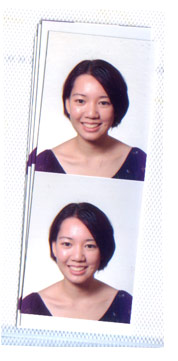 Passport Photo from 1999