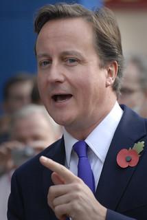 UK - Oxon - Witney - David Cameron 01