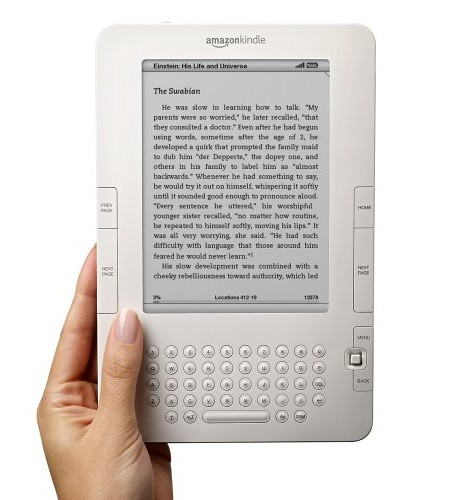 Amazon Kindle 2 Wireless eBook Reader by goXunuReviews, on Flickr