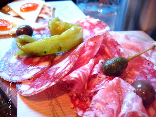Seasonal Meat Antipasti Plank - Jaime's Italian