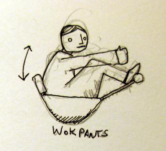 wokpants