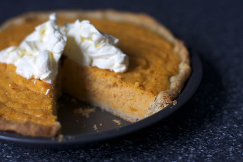 sweet potato buttermilk pie | smitten kitchen