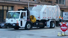 City of Minneapolis Trash Truck 08503 (TheTransitCamera) Tags: minnesota truck garbage crane minneapolis rail company rubbish ccc waste refuse recycling mn rapid carrier dustbin sanitation heil dustcart