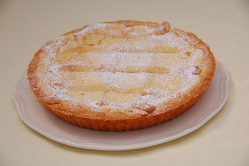 crostata ricotta e whisky