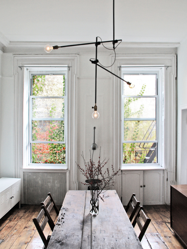Workstead: Industrial Chandelier